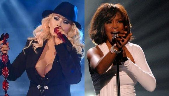 VIDEO: Alucinante dúo entre una cantante viva y una fallecida