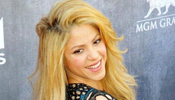 Así es Shakira en la intimidad