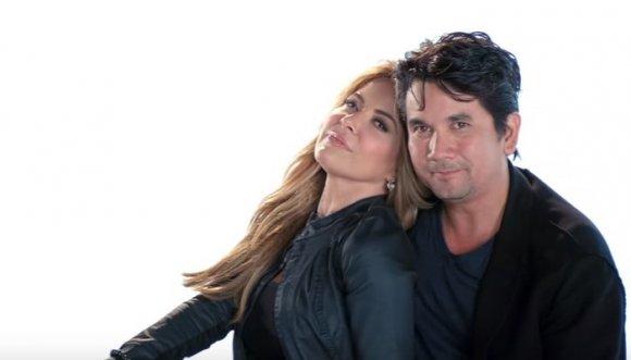Jorge Villamizar anda con Gloria Trevi