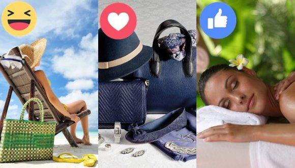 ¿Ropa y accesorios de lujo, escapada o spa? ¡Tú decides!
