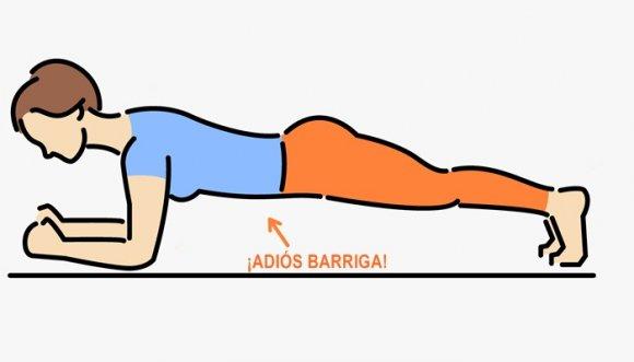 ¡Decir adiós a la barriga sin abdominales es posible!