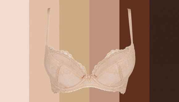 Ropa interior color piel ahora tendrá más tonos