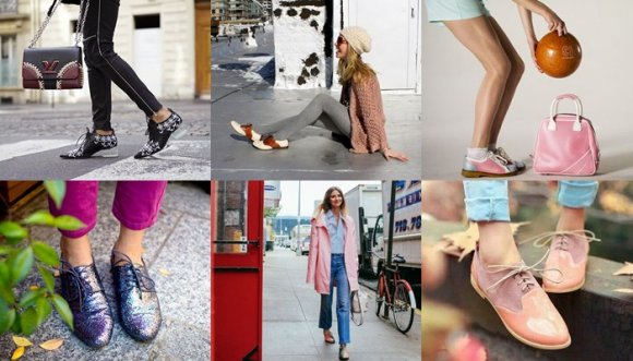 21 pintas divinas usando zapatos bolicheros