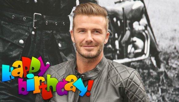 David Beckham el hombre que todas queremos