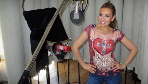 Thalía dice que no se copió de Paulina Rubio