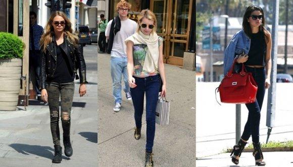 Ideas para ir al trabajo el 'jeans day'