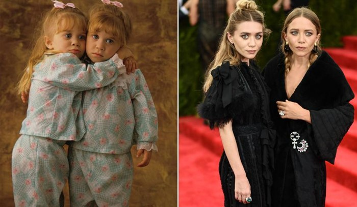 mary kate ashley olsen gemelas