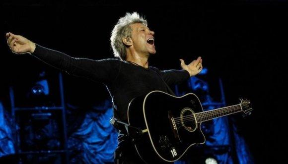 Bon Jovi volvió a mostrar su gran corazón