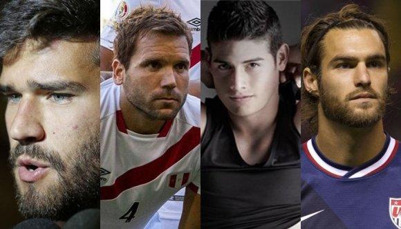 11 ideal de papacitos en la Copa América 2016