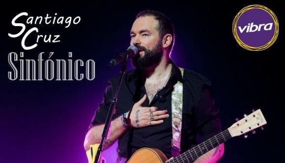 Santiago Cruz Sinfónico en el Jorge Eliecer