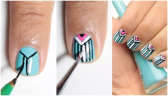 Tutorial: ¡Aprende a hacer el manicure de moda!