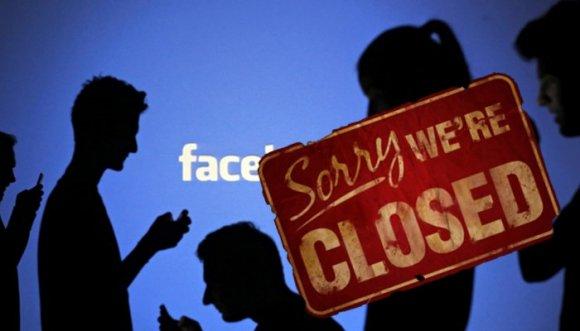 Si te sientes así, cierra Facebook