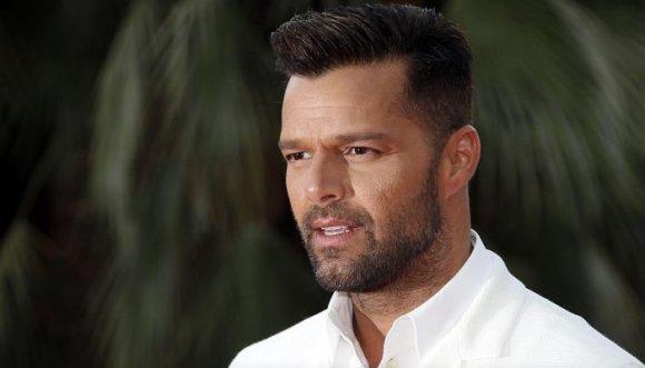 Ricky Martin no tiene miedo de ser gay