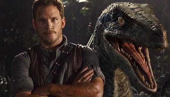 La asombrosa transformación del protagonista de Jurassic World