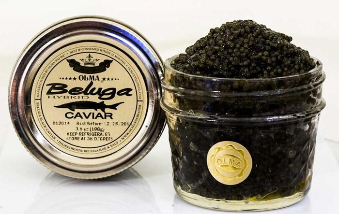 Beluga Caviar 3