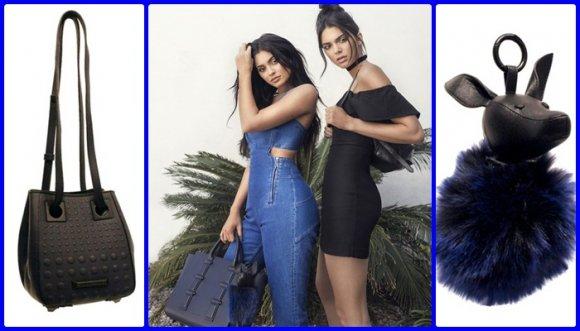 Bolsos de Kendall y Kylie Jenner para la oficina y la universidad