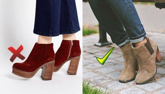 ¿Cómo combinar correctamente botines y jeans?