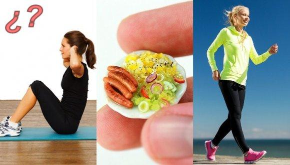 ¿Cómo bajar la barriga? Esta es la forma más efectiva, ¡científicamente probada!