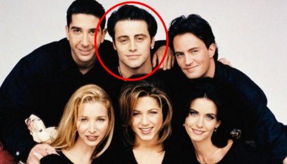 ¿Cómo luce Joey Tribbiani 22 años después de 'Friends'?