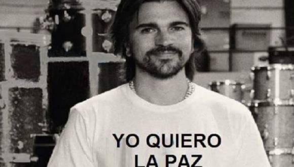 ¡Con esta imagen le sacaron la piedra a Juanes!