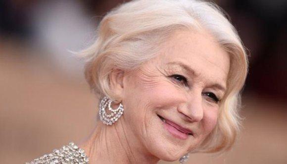 Helen Mirren enseña a Hollywood cómo envejecer con dignidad