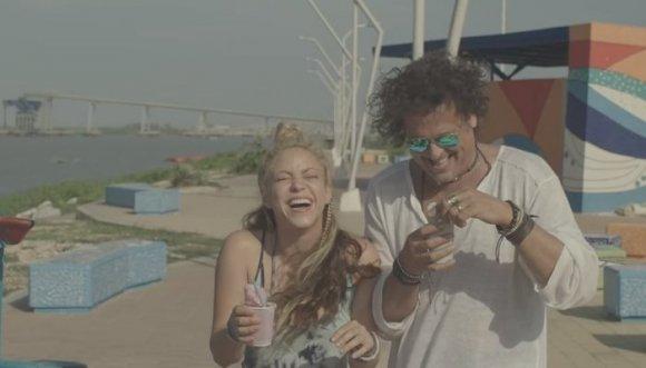 Montemos La Bicicleta de Carlos Vives y Shakira