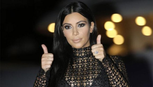 ¡Kim Kardashian se quita 30 kilos de encima!