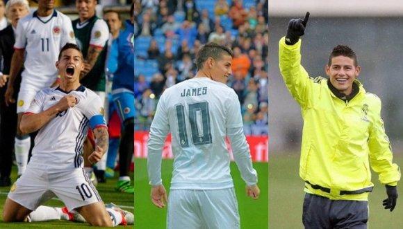 ¿Te gusta James Rodríguez? ¡Hoy cumple años y está mejor que nunca!