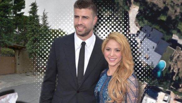 Shakira muestra el parecido entre Sasha y Piqué en redes