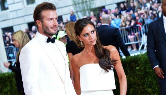 David y Victoria Beckham nos enseñan a celebrar un aniversario