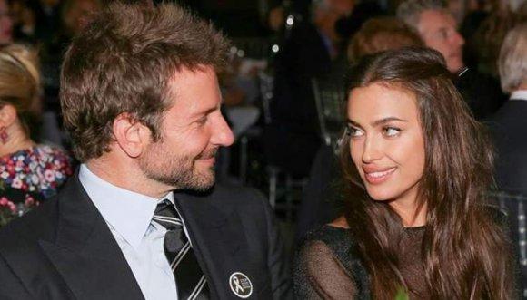 ¡Qué tal la escena de celos entre Bradley Copper e Irina Shayk!