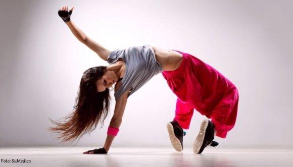 Estos son los bailes que debes hacer para estar en forma