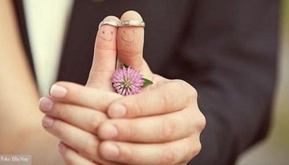 Descubren la fórmula para tener un matrimonio feliz