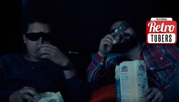 Los Retrotubers llegaron al cine