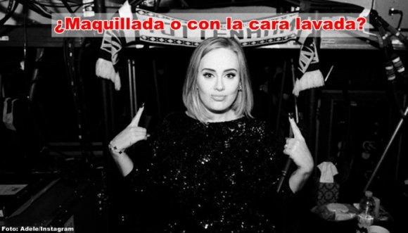 Adele revoluciona Instagram con estas fotos