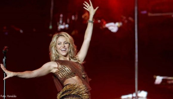 Shakira sorprendió a sus seguidores con este baile