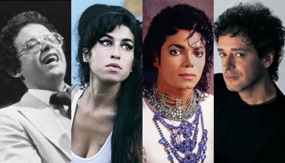 Top 15 de cantantes que ya no están con nosotros