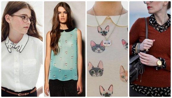 Blusas con gatos que desearás tener ames o no a estos felinos