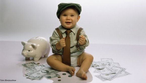 ¿Si tu bebé fuera millonario tendría esto? (Fotos)