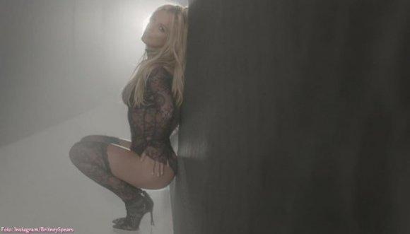 Britney Spears ahora es profesora de baile (Videos)