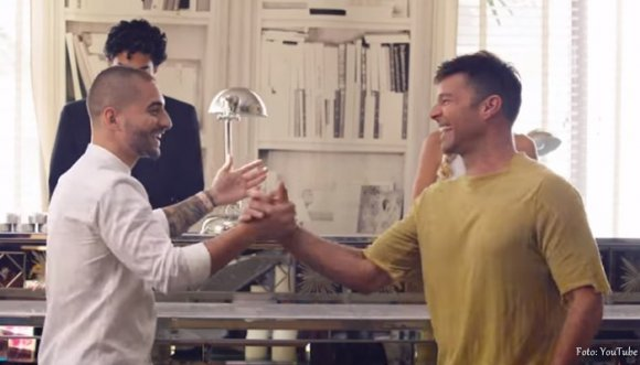 La relación de Ricky Martin en crisis por culpa de… ¿Maluma?