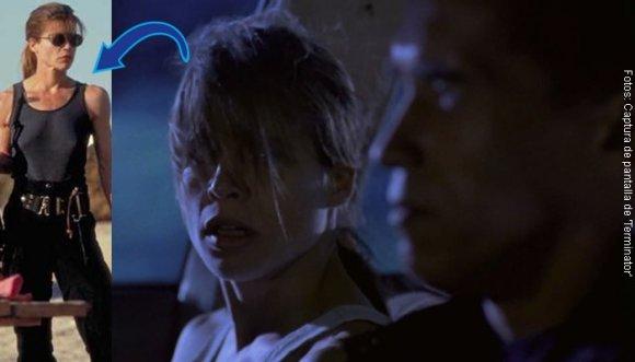 Así luce Sarah Connor, de Terminator, a los 60 años