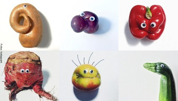 Reinado de belleza de frutas y verduras podría matarnos de hambre
