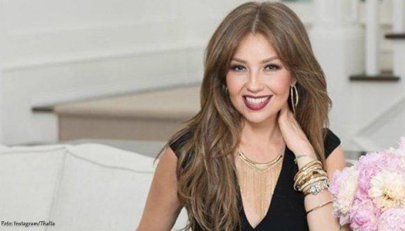 Comunidad gay le cae encima a Thalía por este video