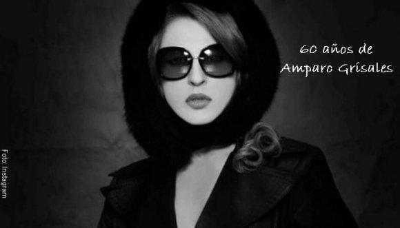 Secretos de Amparo Grisales para su eterna juventud... ¡A los 60!