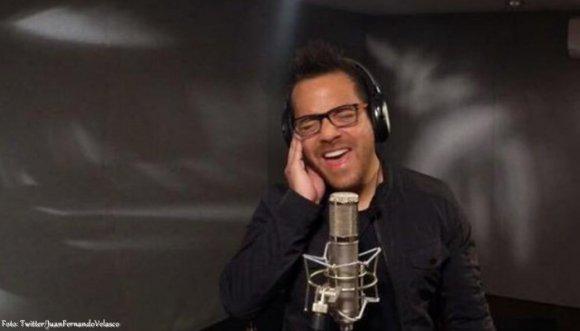 Aquí está la nueva canción de Juan Fernando Velasco