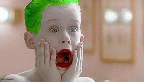 Cristian Castro se tiñó su pelo de verde