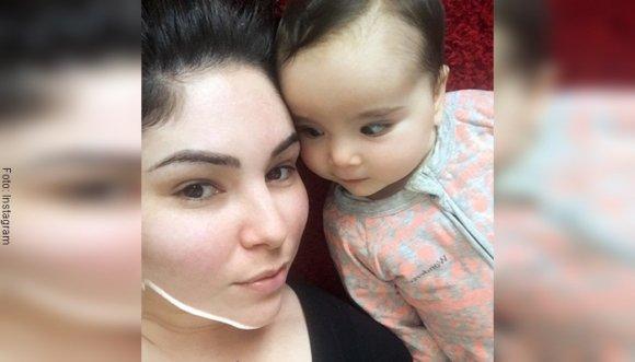 Antes y después de joven madre se viraliza