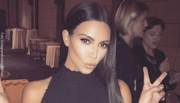FOTOS: Así era Kim Kardashian hace 20 años