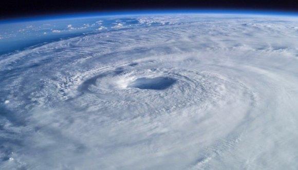 ¡Una foto desde el espacio presagia el fin del mundo!